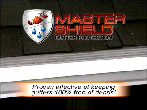 MasterShield commercial