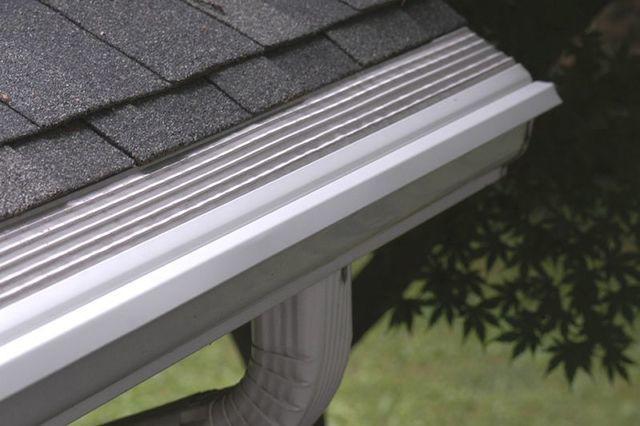 Leaf filter gutters Portland OR