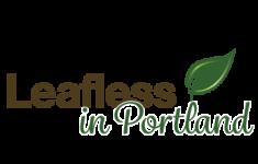 Leafless in Portland Logo